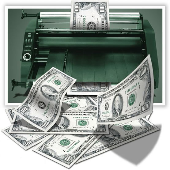 Insure And Protect your Money Printing Machine | Money 101