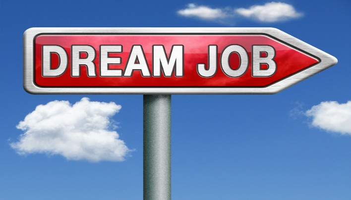How To Get That Dream Job today!