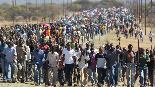 More than half of working South Africans earn less than R10,000 a month