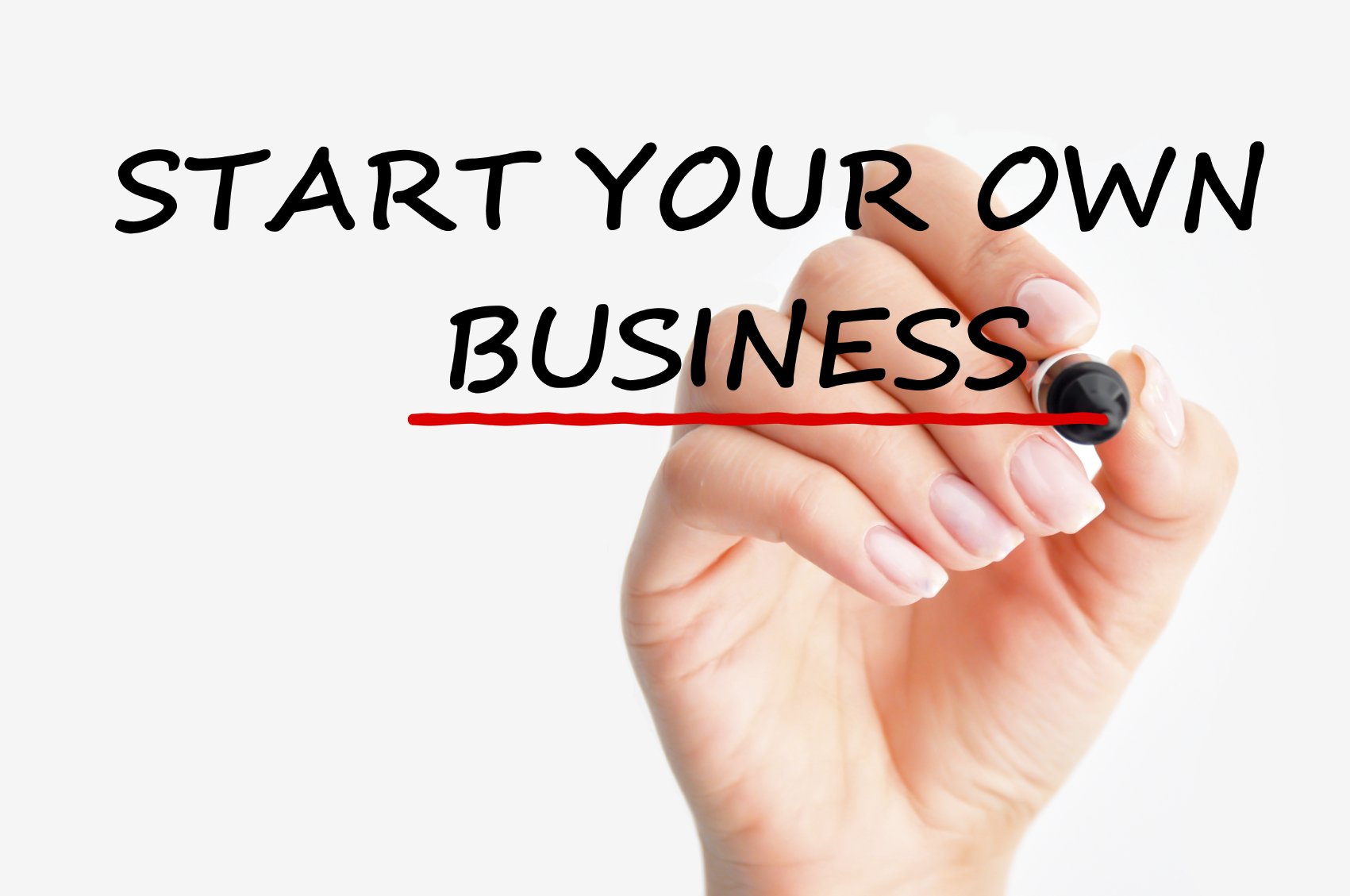 How to Start Your Own Business foto