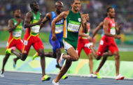 South African of the year - Wayde van Niekerk