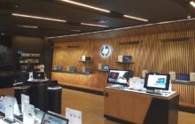 HP Launches their new branded computer & accessory stores