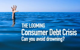 DEBT - Are you drowning in it? You are not alone!
