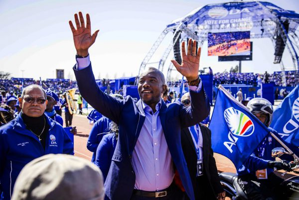 DA is making strong progress in its 3 new metros