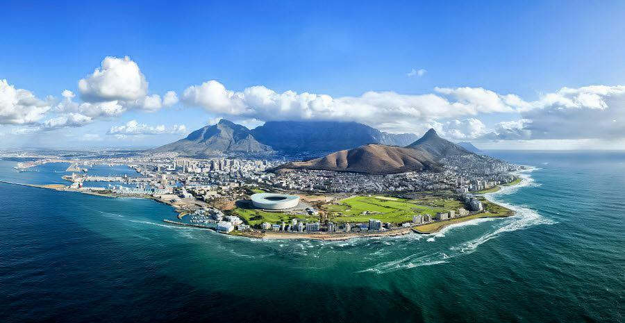 No wonder everyone wants to live and work in Cape Town