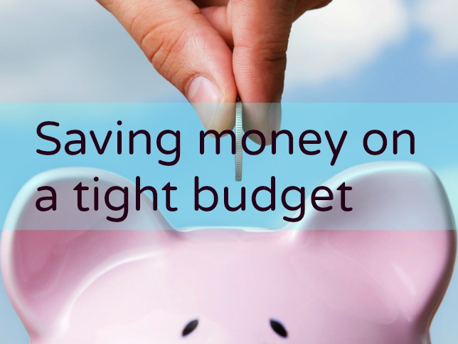 Budget and Save Money in 5 Easy steps